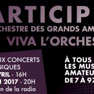 Viva L'Orchestra 2017 recrute ! | Maison de la Radio