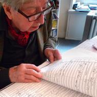 Henri Dutilleux et l'orchestre | Maison de la Radio