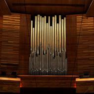 L'installation de l'orgue : une prouesse dans l'Auditorium en chantier | Maison de la Radio