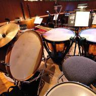 Les masques de la percussion | Maison de la Radio