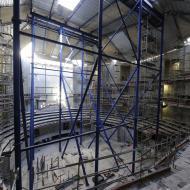 Aménagement de l'intérieur de l'auditorium | Maison de la Radio