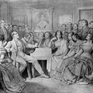 Schubert, la symphonie, l'inachèvement   Maison de la Radio