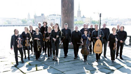 Musique à la cour de Suède | Maison de la Radio