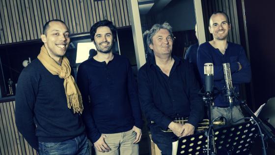 Benjamin Moussay solo et Eric Le Lann Quartet   Maison de la Radio
