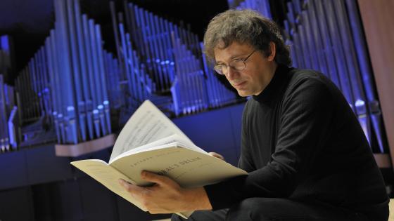 Concert-performance Pierre de Bethmann et Thierry Escaich | Maison de la Radio