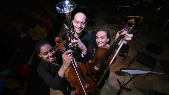 Viva l'orchestra - Fête de la Musique | Maison de la Radio