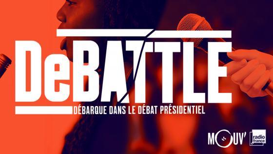 DeBattle, débats et performances oratoires avec Mouv' | Maison de la Radio