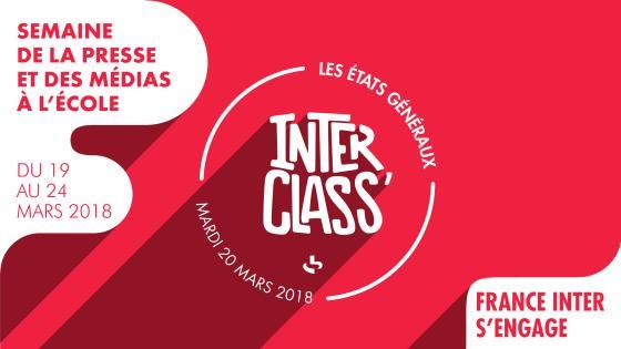 France Inter s'engage avec InterClass'   Maison de la Radio