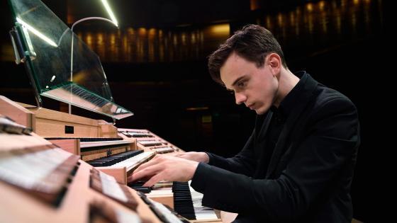 Grand récital d'orgue / Thomas Ospital   Maison de la Radio