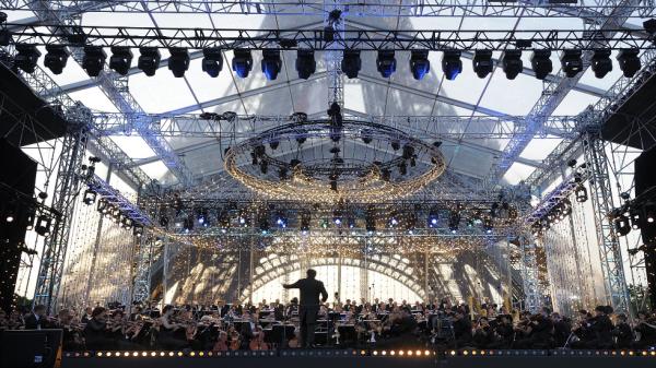 14 juillet : le Concert de Paris   Maison de la Radio