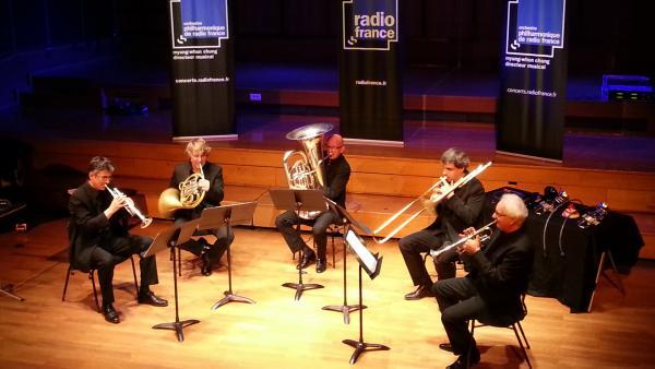 Dans la famille orchestre    Maison de la Radio