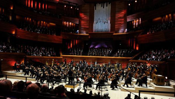 Répétition publique de l'Orchestre Philharmonique de Radio France | Maison de la Radio
