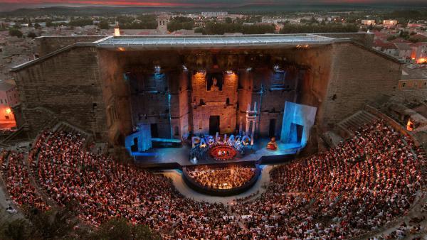 Un concert à Orange | Maison de la Radio