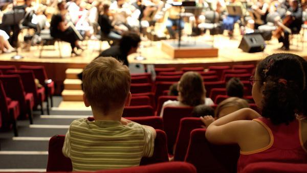 Répétition générale d'orchestre + Atelier d'éveil | Maison de la Radio
