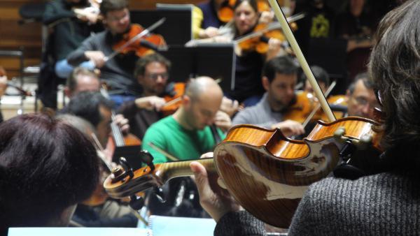 Répétition générale d'orchestre | Maison de la Radio