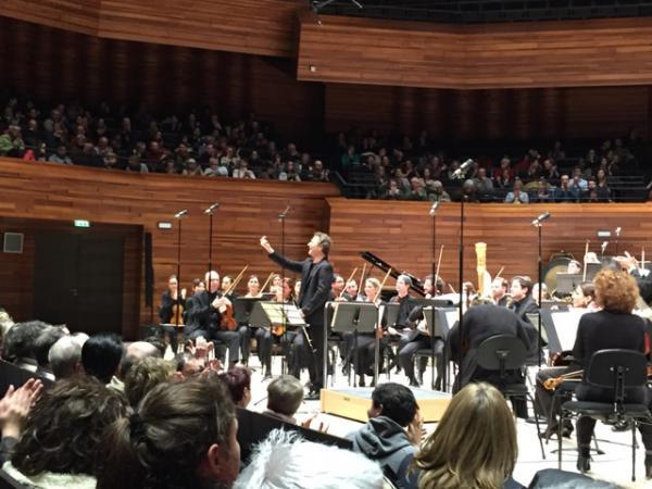 Quatuor de l'Orchestre Philharmonique | Maison de la Radio