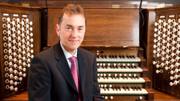 Récital d'orgue: Thomas Trotter | Maison de la Radio